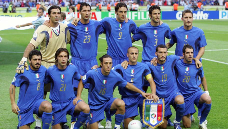 Hacia la Euro 2020 | El 11 ideal de todos los tiempos de la selección  italiana | 90min