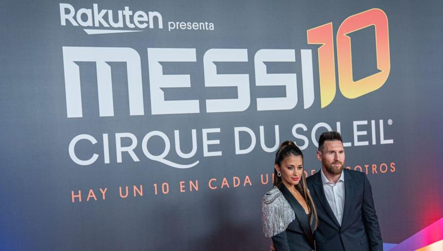 Lionel Messi,Antonella Rocuzzo
