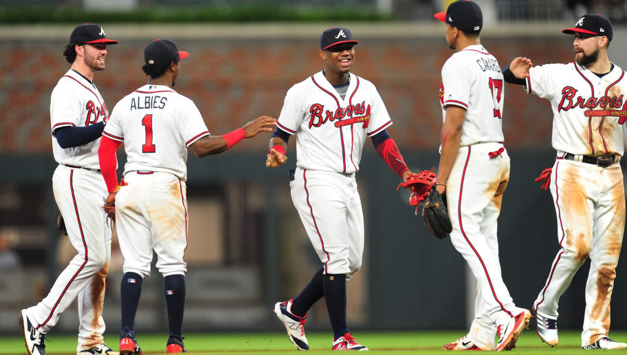 new product 4ce52 199f2 4 Reasons the Braves Won't Be Slowing Down Anytime Soon | 12up