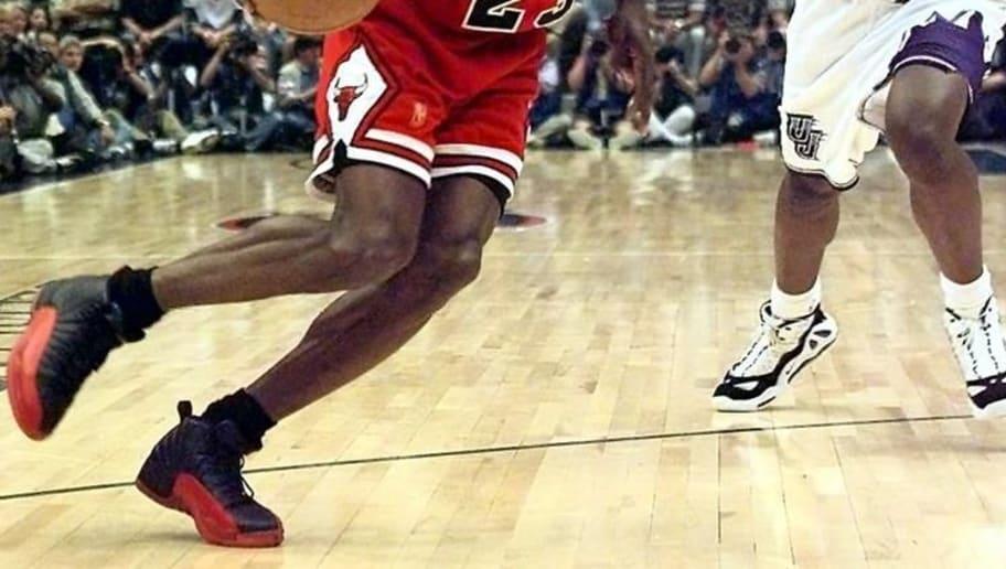 Michael Jordan,Bryon Russell