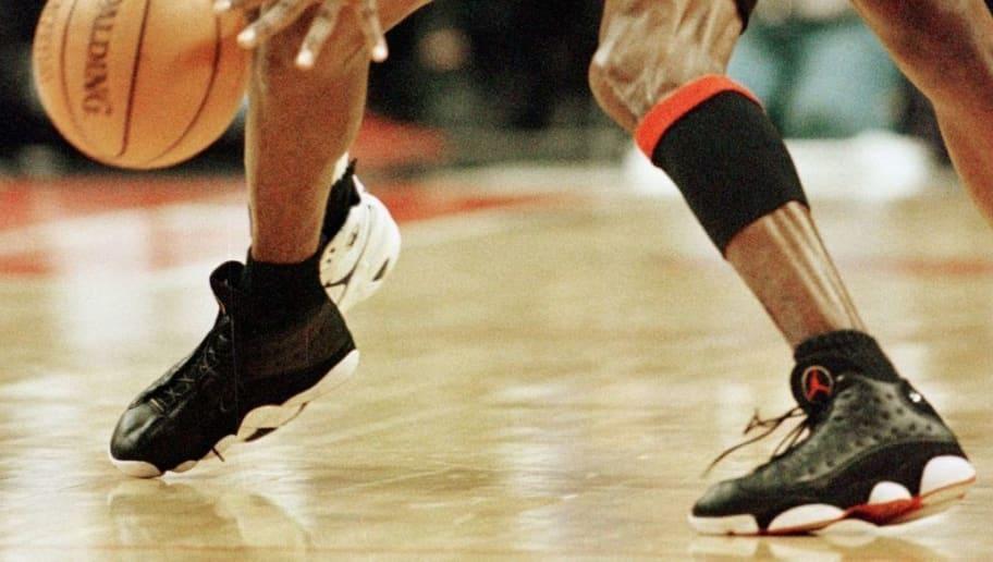 Michael Jordan,Anthony Mason