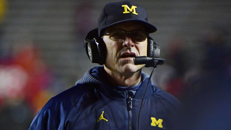 Jim Harbaugh Admits He Was Surprised Greg Mattison Left for Ohio State