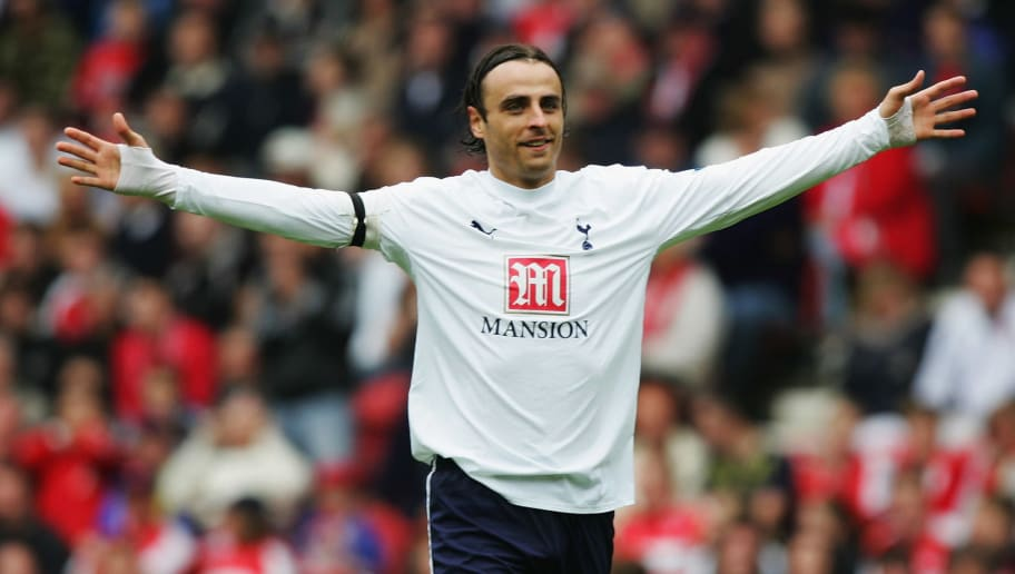 Image result for berbatov tottenham
