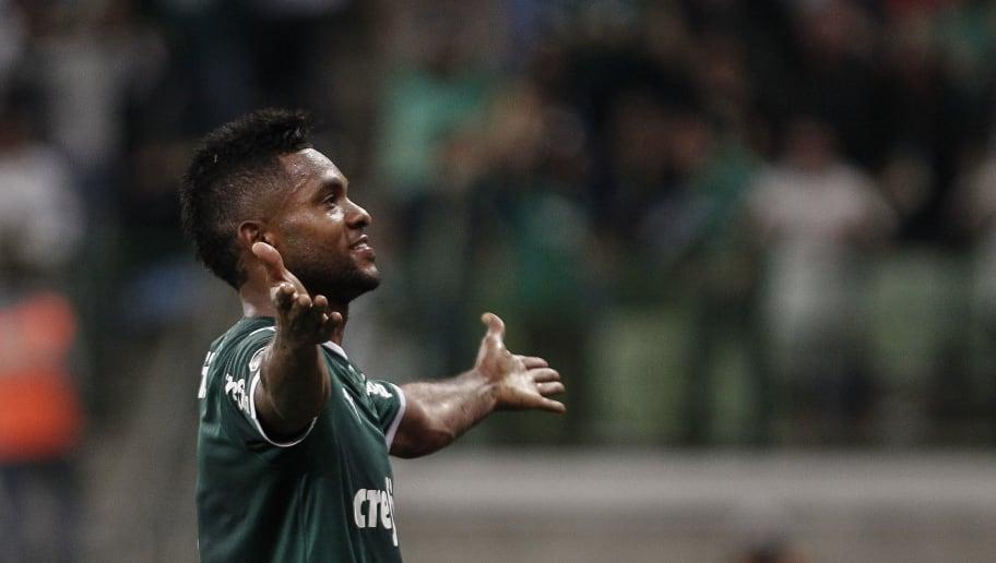Entenda como Borja pode ser envolvido na negociação por Daniel Muñoz, do Atlético Nacional