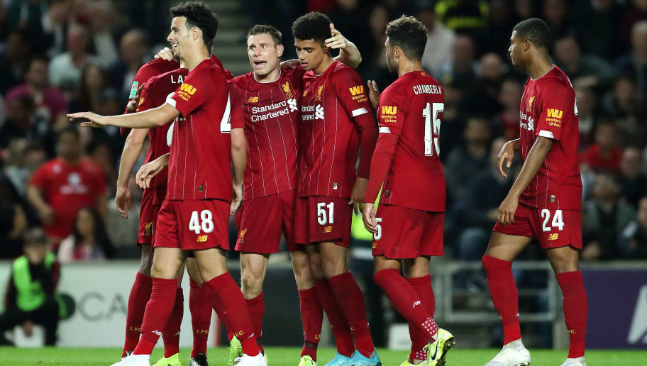 'No Rules Were Broken' - Jurgen Klopp Responds to Liverpool's Possible Carabao Cup Expulsion