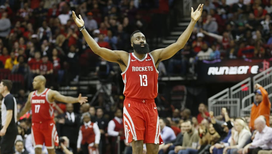 7d20debf83f2 James Harden s 57-Point Game Has MVP Odds Skyrocketing