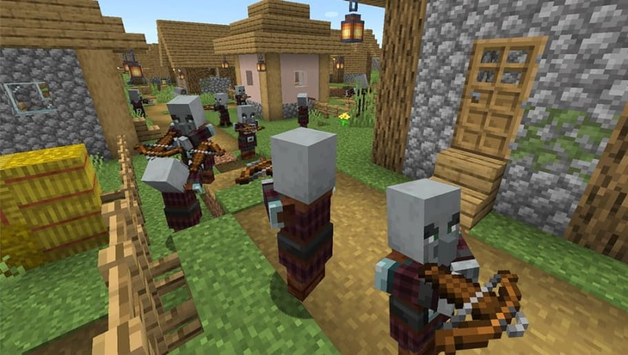 minecraft smithing table