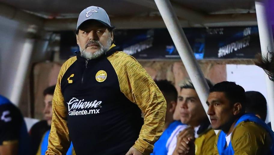 Dorados Podría Llegar A La Liga Mx Si Se Le Da Continuidad A