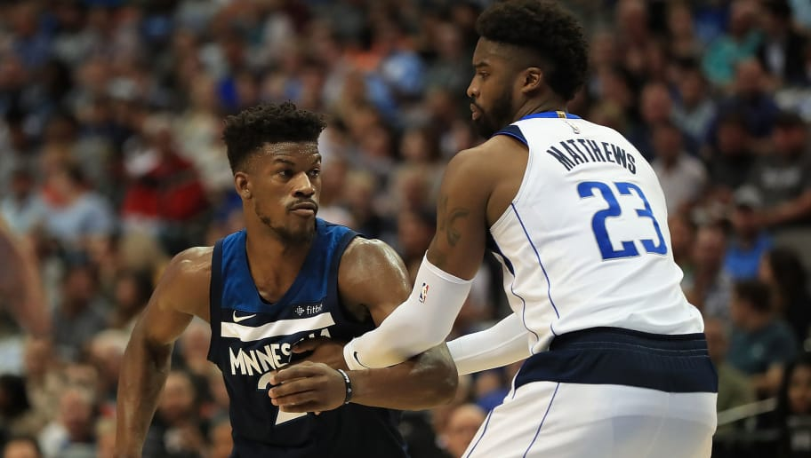 a1c13ce8c64c Mavericks Could Be a Dark Horse Candidate for Jimmy Butler