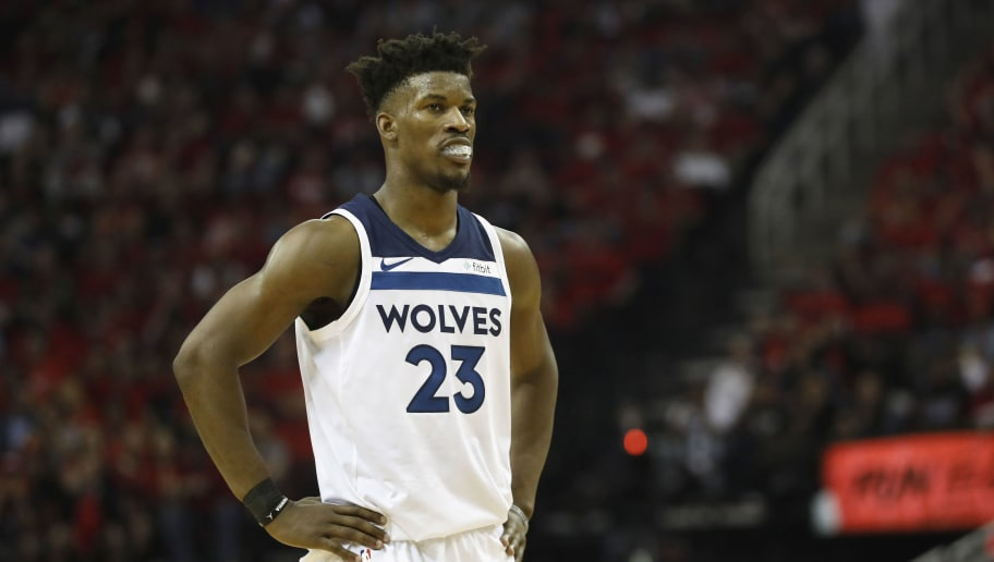 best loved 4beb8 43b52 This Lakers-Jimmy Butler Trade Package Actually Makes Sense ...