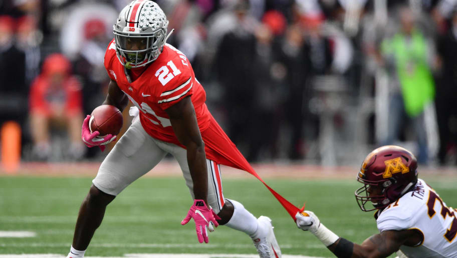 Ohio State to Wear Throwback Uniforms Against Michigan  bbbfa1f4f