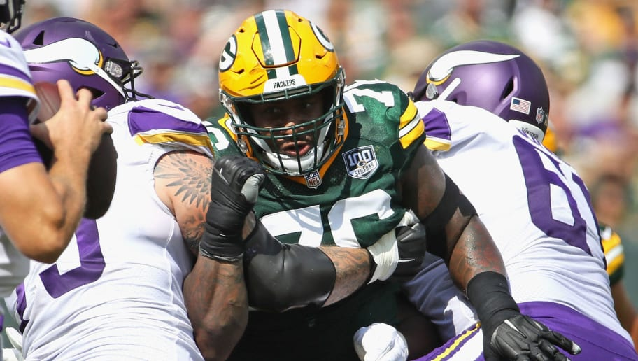 Mike Daniels,Pat Elflein,Brett Jones