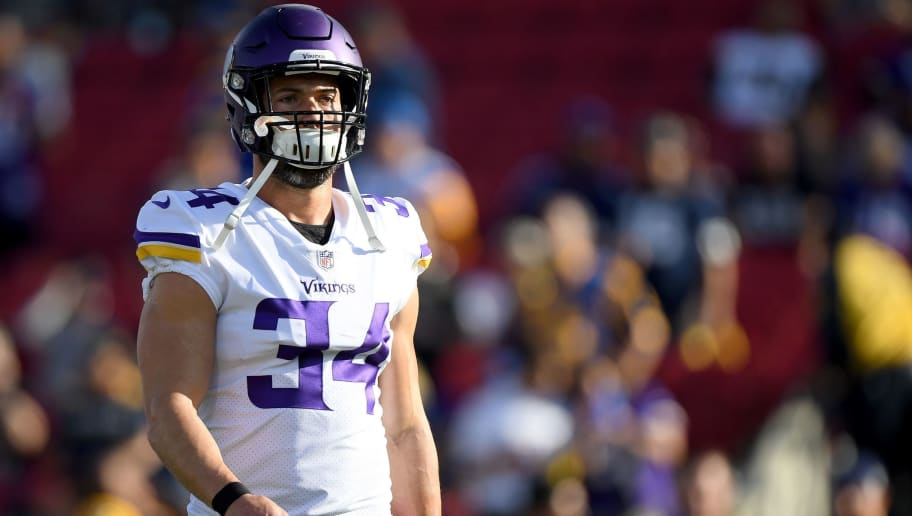 cc2821516 Former Vikings DB Andrew Sendejo Agrees to 1-Year Deal with Eagles ...