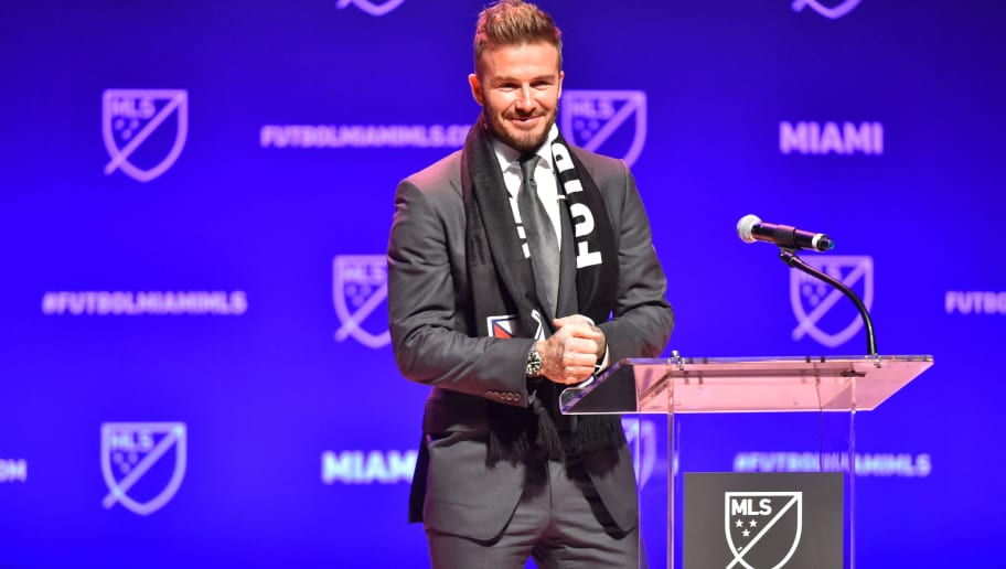 David Beckham's Inter Miami FC Reveal Plans for £750m New Stadium ...