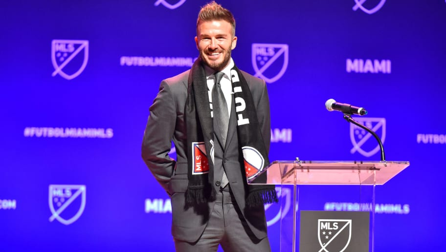Mercato : David Beckham veut recruter un joueur du Real Madrid