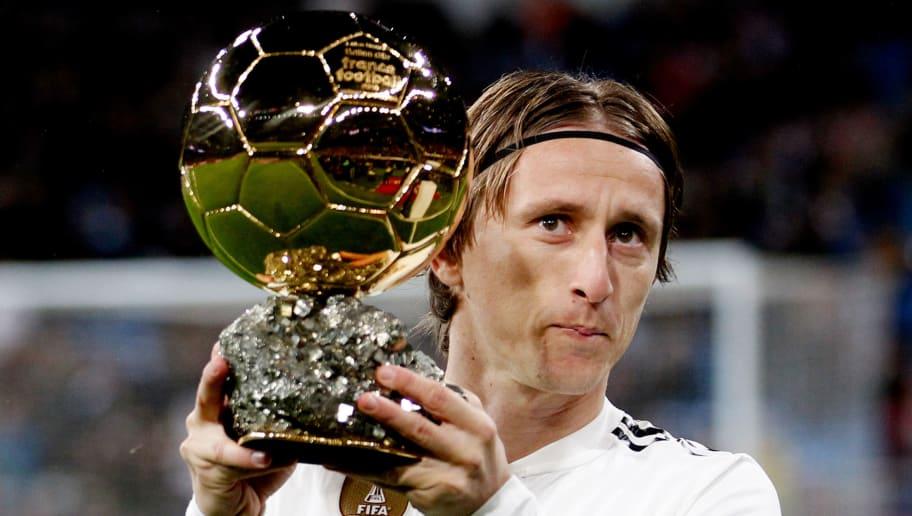 Ballon d'Or : Luka Modric tacle Ronaldo et Messi