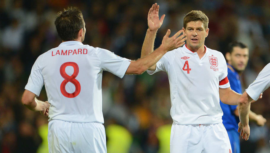 Frank Lampard Reveals How He & Steven Gerrard Could Have Played Together at  International Level | 90min
