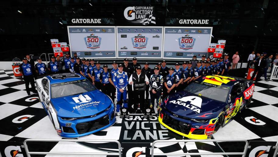 NASCAR Betting Odds for Daytona 500 and 2019 Pole Winner