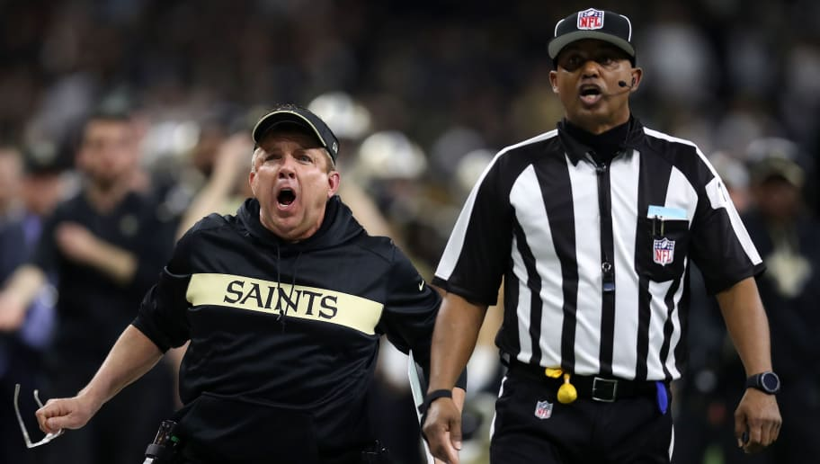 e97b580a903ef9 NFL Finally Explains Why it Won't Replay Saints-Rams Game in Court Papers