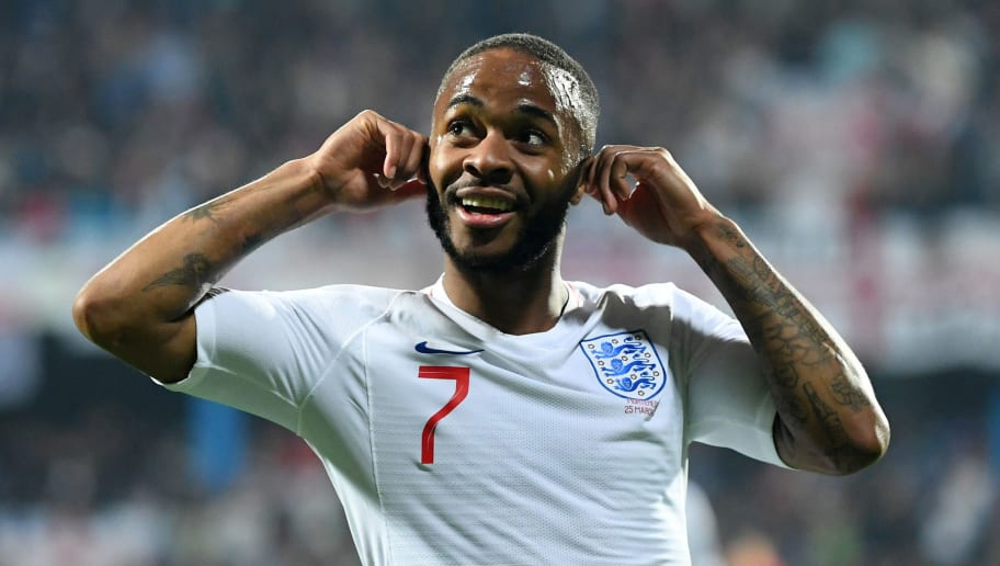 Raheem Sterling Calls for Stadium Bans as Punishment for Acts of Racism