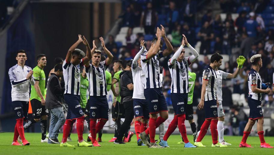 Monterrey v FC Juarez - Torneo Clausura 2020 Liga MX