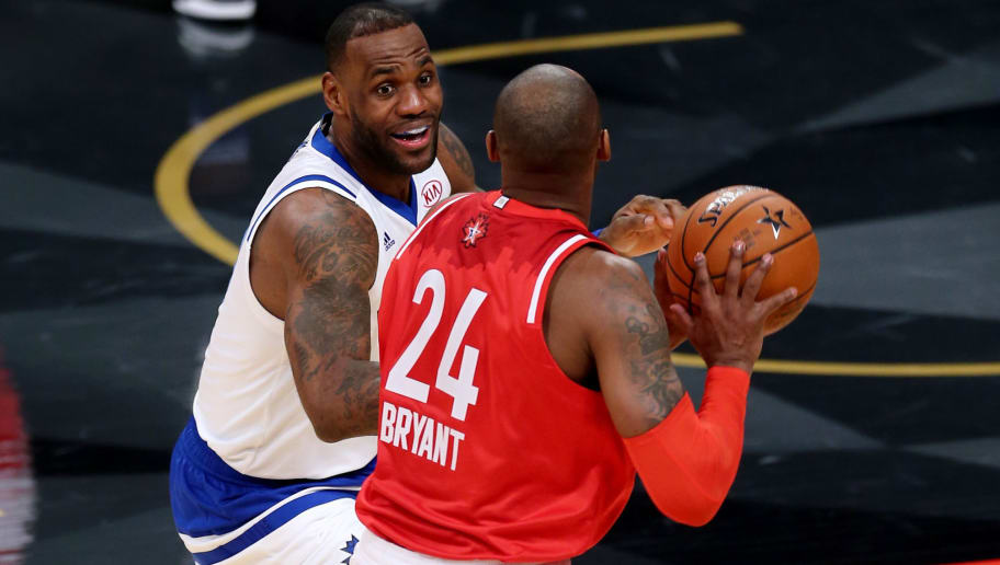 e4c1c5588 Ridiculous Kobe All-Star Game Selections Prove Exactly Why LeBron Will  Always Be Better