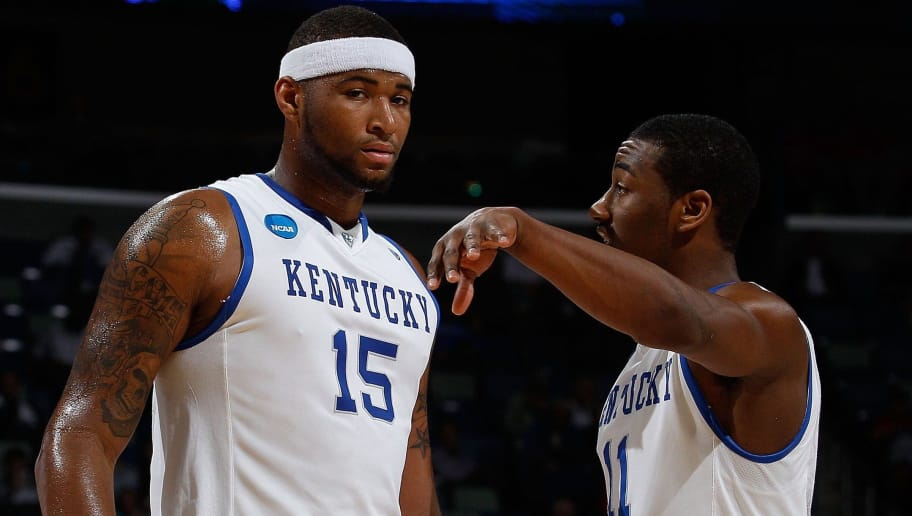 8003cfac449c Boogie Cousins and John Wall s Rooming Situation at Kentucky Sounded  Hilarious