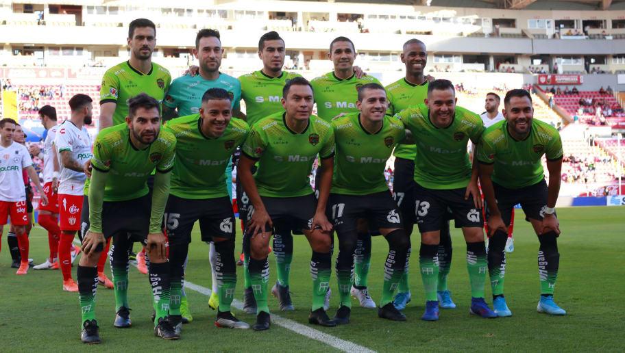 Necaxa v Juarez FC - Torneo Apertura 2019 Liga MX