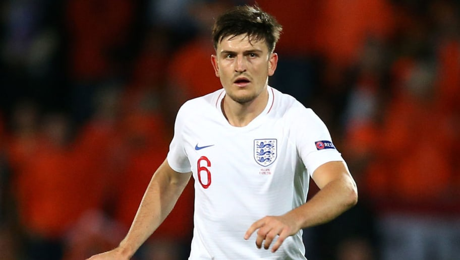 Man Utd Remain Short of Leicester's £80m Valuation of Harry Maguire