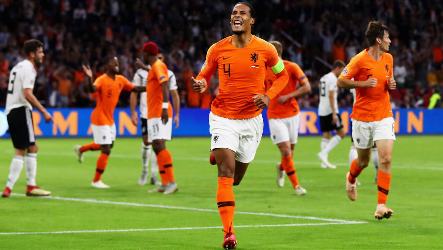 Uefa Nations League Netherlands 3 0 Germany Three Things We Learned From The Game Ht Media