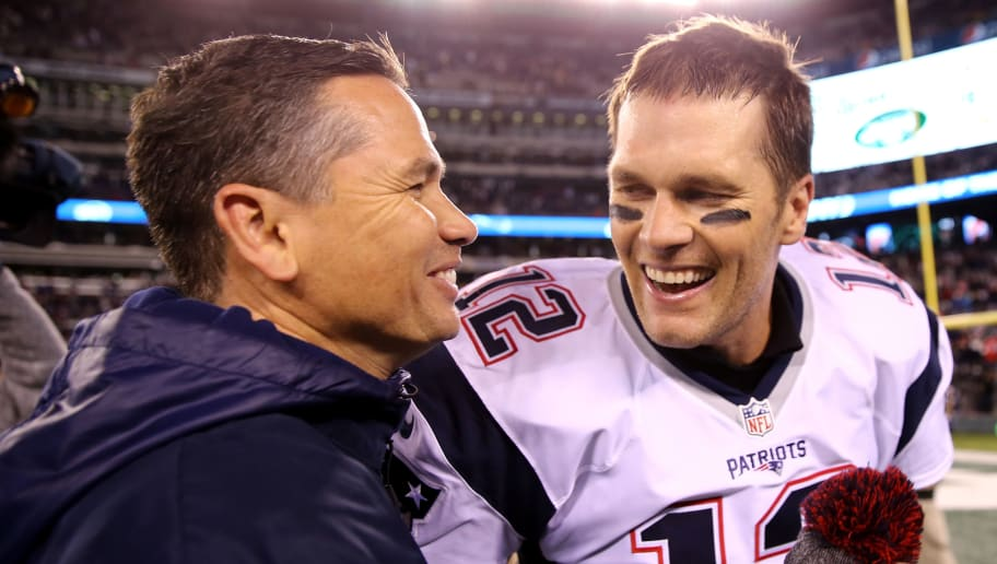Tom Brady,Alex Guerrero