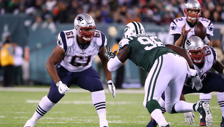 Marcus Cannon,Muhammad Wilkerson