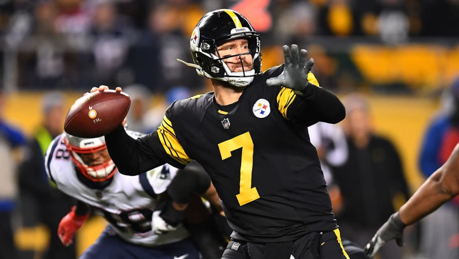 f765f840c Ben Roethlisberger Denies Report He Played Through Cracked Ribs Against Pats