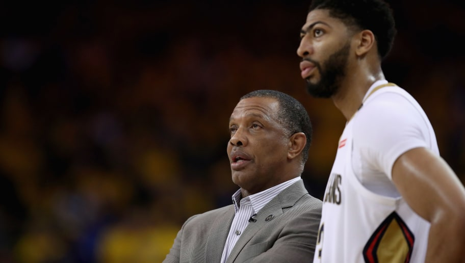 429fe3fcaf1 Alvin Gentry Said He Wouldn t Even Trade Anthony Davis for Beyonce ...