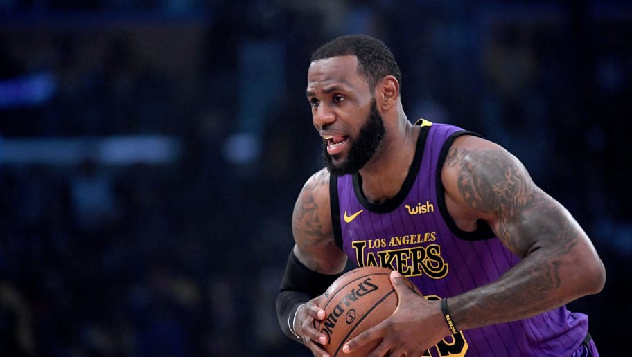 67da1e1097d LeBron James to Miss at Least a Few Games with Recent Groin Injury ...