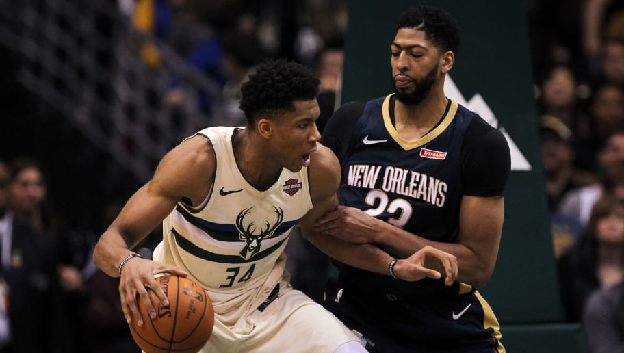 Giannis Pretty Much Calls Out Anthony Davis Over Ongoing