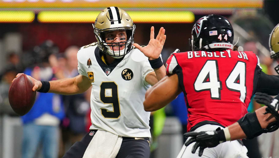 falcons saints betting preview