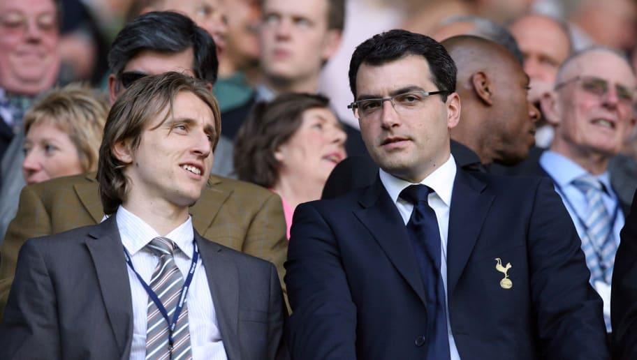 New signing for Tottenham Croatian midfi