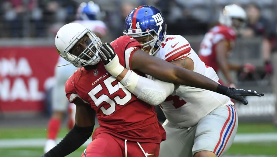 78bec5c6a Jaguars Will Reportedly Sign Former Giants Draft Bust Ereck Flowers ...