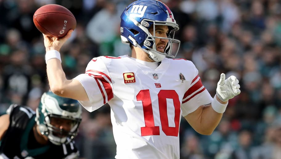 Eli Manning Has Hilarious Quote About Playing In