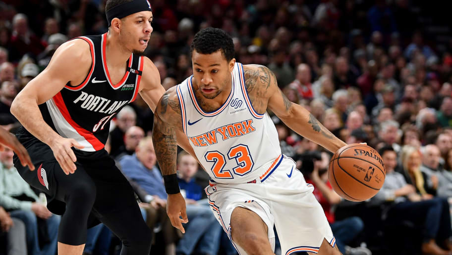 huge selection of 0e3b1 53147 REPORT: Knicks Shopping Trey Burke for Second-Round Pick | 12up