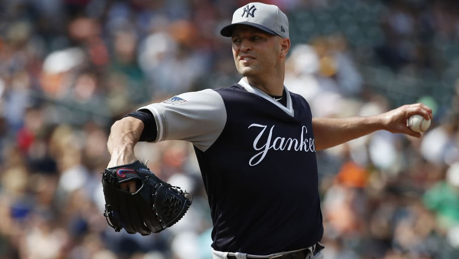 JA Happ Actually Matched Babe Ruth in a Yankees Pitching Stat  a9cf748b1f9
