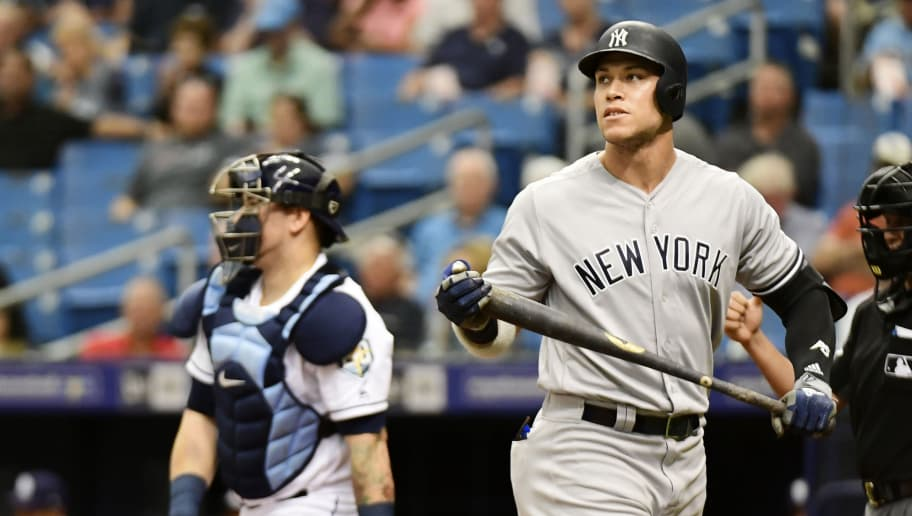 f0830da7d Aaron Judge Has Most Popular Jersey in MLB for Second Straight Season