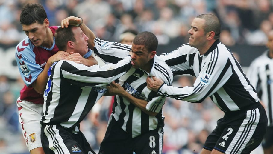 Lee Bowyer,Kieron Dyer