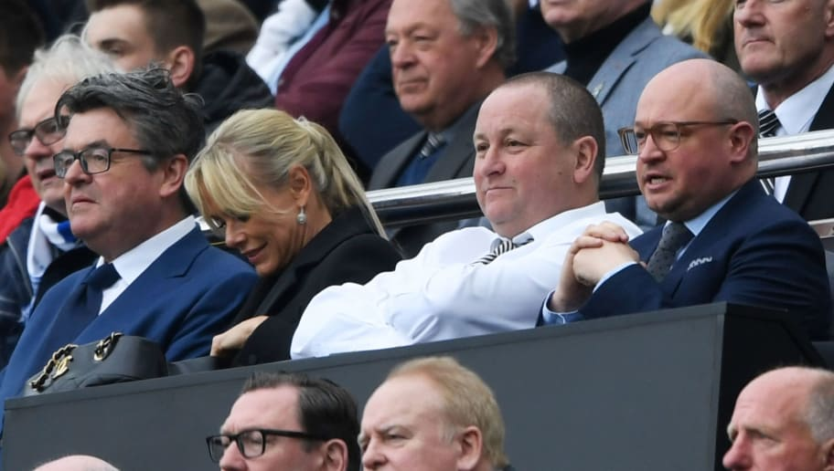 Newcastle Owner Mike Ashley Demanding £200m Up Front to Enter