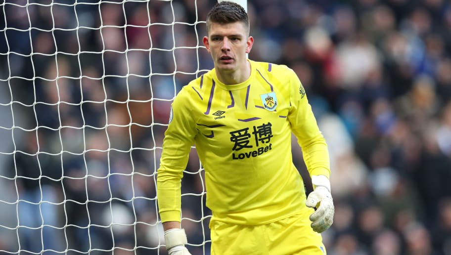 Football Fans Go Beserk After Nick Pope is Rated as Skilful as ...