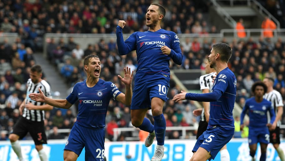 Newcastle Chelsea Report Ratings Reaction As Yedlin Own Goal Seals The Win For The Blues min