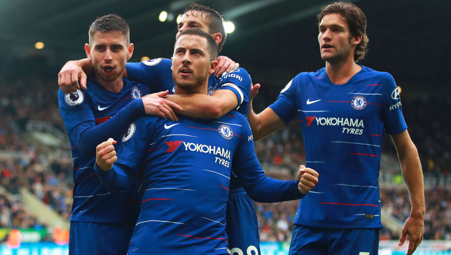 timeless design 1b29f 1c54e Chelsea Star Eden Hazard Reveals Blues' Ambitions for the ...