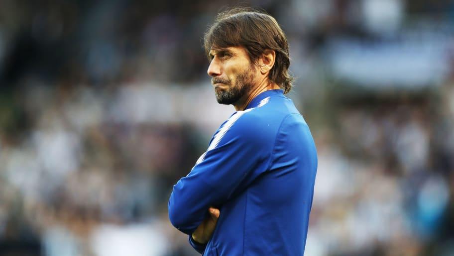 Antonio Conte Bersyukur Sempat Tangani Chelsea
