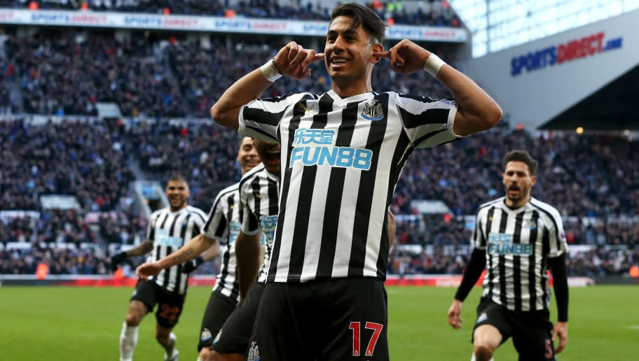Ayoze Perez,Salomon Rondon